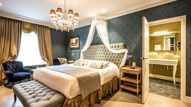 Luxe en romantiek: een ideale combinatie middenin het centrum van Brugge