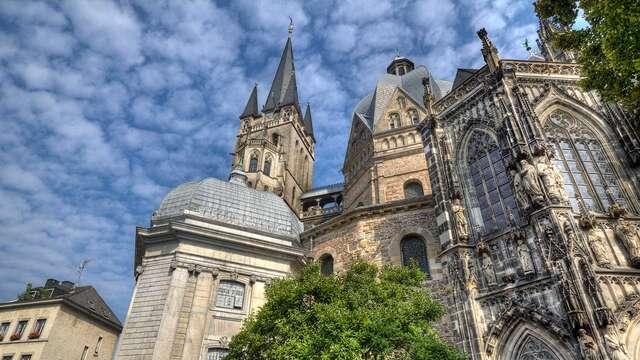Descubre el centro histórico de Aquisgrán