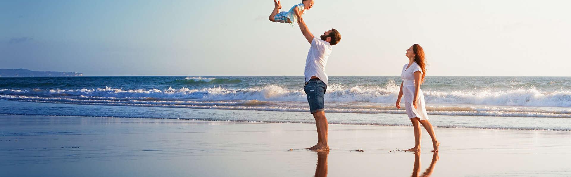 Escapade en famille à Platja d'Aro avec le premier enfant gratuit