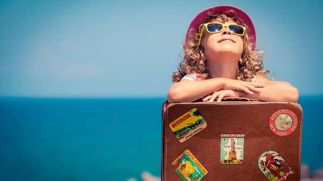 Profitez d'une escapade sur la Costa Brava en demi-pension avec le premier enfant gratuit!