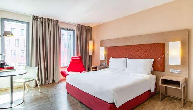 Escapade détente avec accès au spa, à Toulouse (offre non annulable/non remboursable)