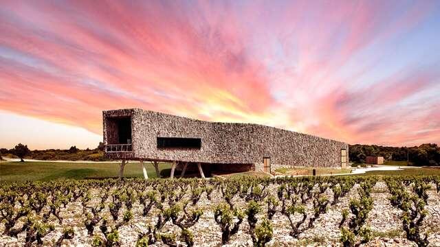 Dégustation de vins et séjour insolite à Assignan