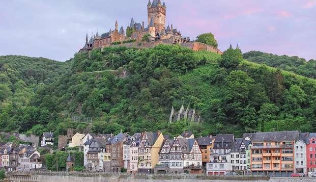 Balade à vélo au coeur de la Moselle (5 nuits pour le prix de 4)