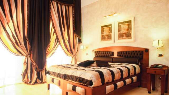 Weekend in een 4*-accommodatie in het landelijke Montecatini Terme