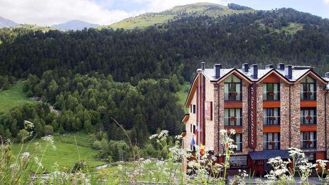Appartement pour 2personnes avec accès au spa à Canillo