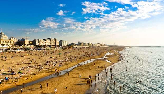 Oferta de invierno: comodidad y lujo en La Haya, cerca de las playas de Scheveningen