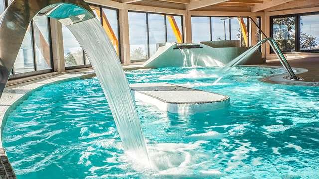 Enología y Relax en El Bierzo con Spa, Visita a Bodega y Degustación de vinos
