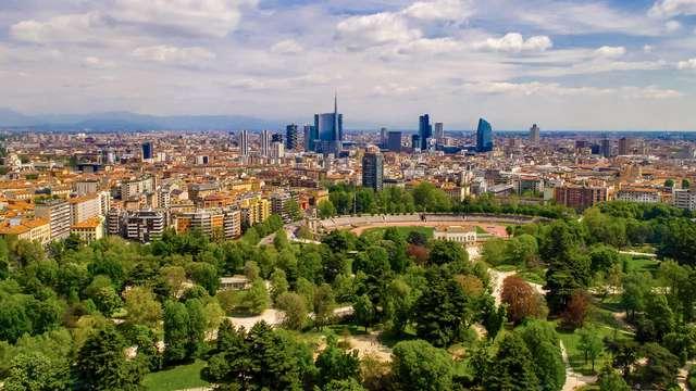Trinquez en famille dans un hôtel aux portes de Milan