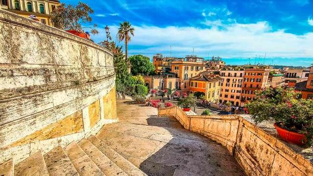 Scoprite Roma in famiglia o con amici: soggiorno in centro in camera tripla