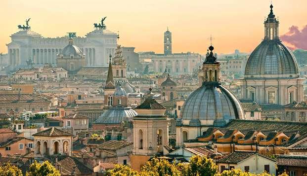 Séjour à Rome en chambre triple : en famille ou entre amis pour découvrir la ville éternelle