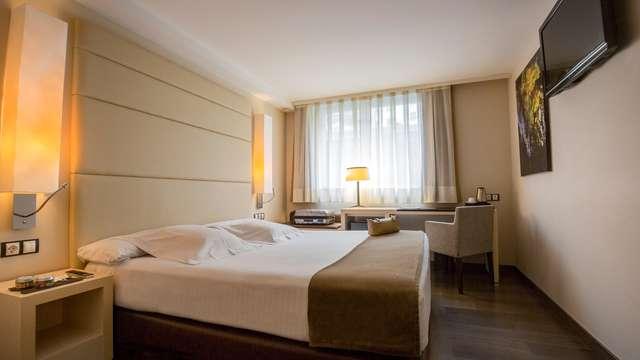 Oferta Weekendesk : Escápate a Andorra y descansa en un 4* con desayunos incluidos