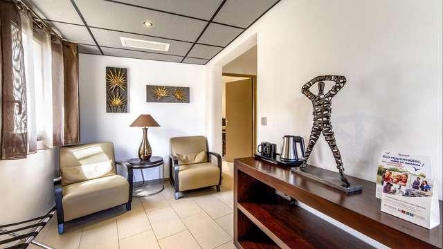 Quality Hotel Las Motas Restaurant Spa St Cyprien