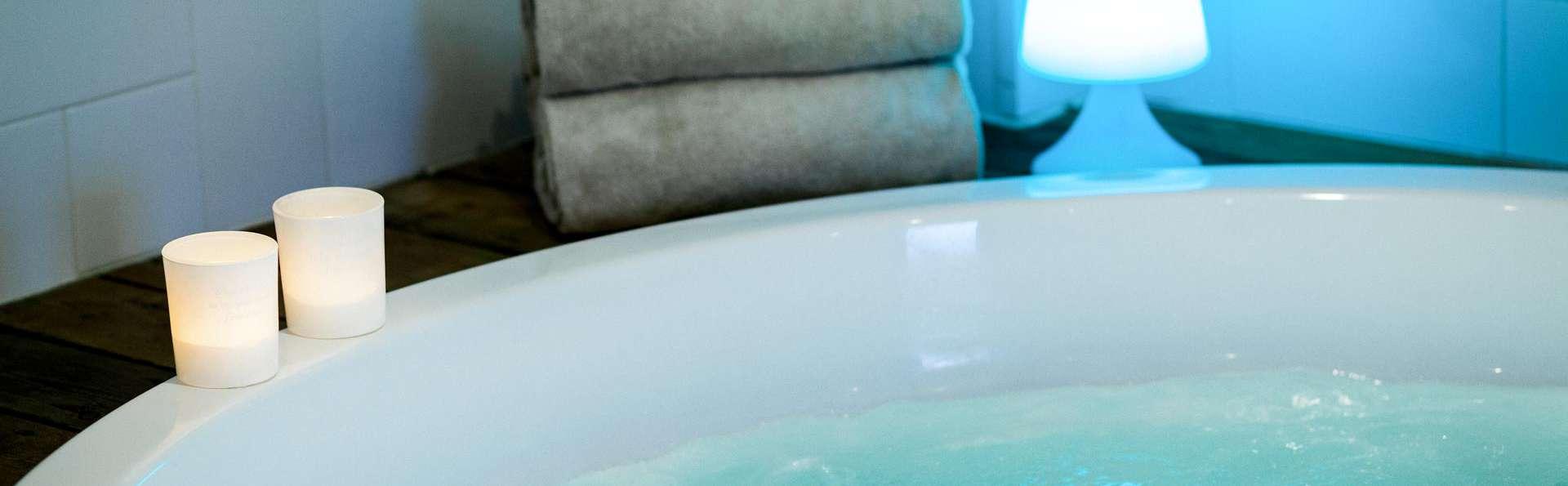 Plage et détente au spa à Biscarosse
