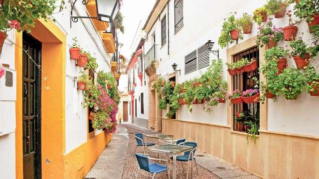 Escapada en pleno centro de Córdoba