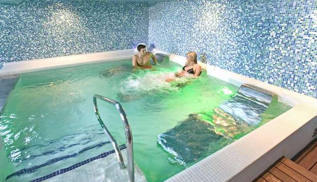 Relax y Gastronomía en la naturaleza cántabra con Spa ilimitado y Media Pensión (desde 2 noches)