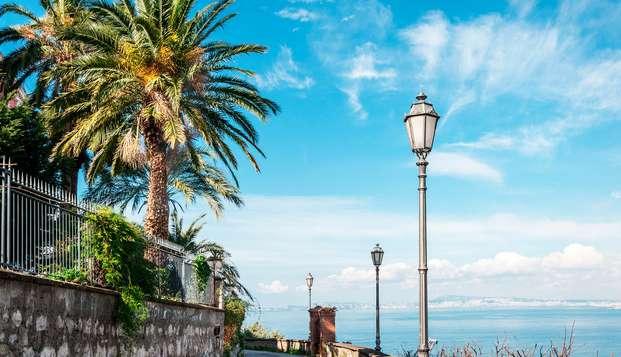 Benessere a Ischia: soggiorno in mezza pensione con SPA inclusa!