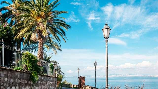 Bien-être à Ischia : séjour en demi-pension avec accès au spa inclus !