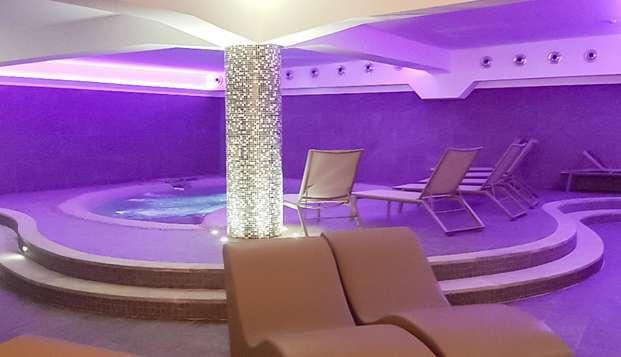 Hotel 4* a Fiuggi con accesso SPA incluso