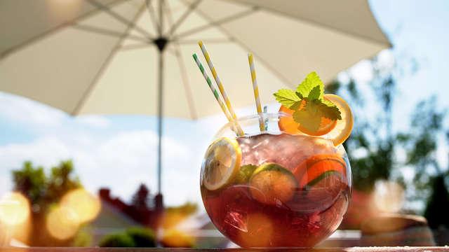 Cocktail au choix pour 2 adultes