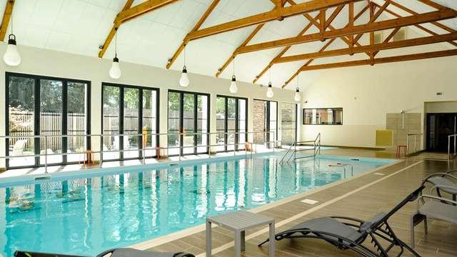 Fitness, détente et spa près d'Angers (à partir de 2 nuits)