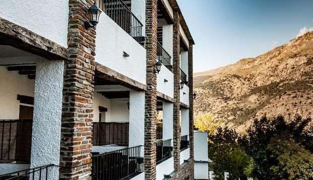 En el techo de España, inmerso en Sierra Nevada