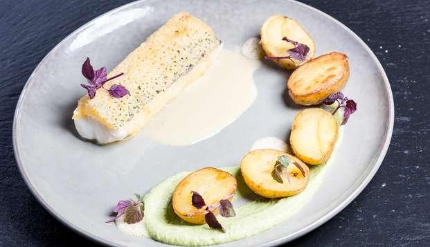 Séjour gourmand et détente à Saumur