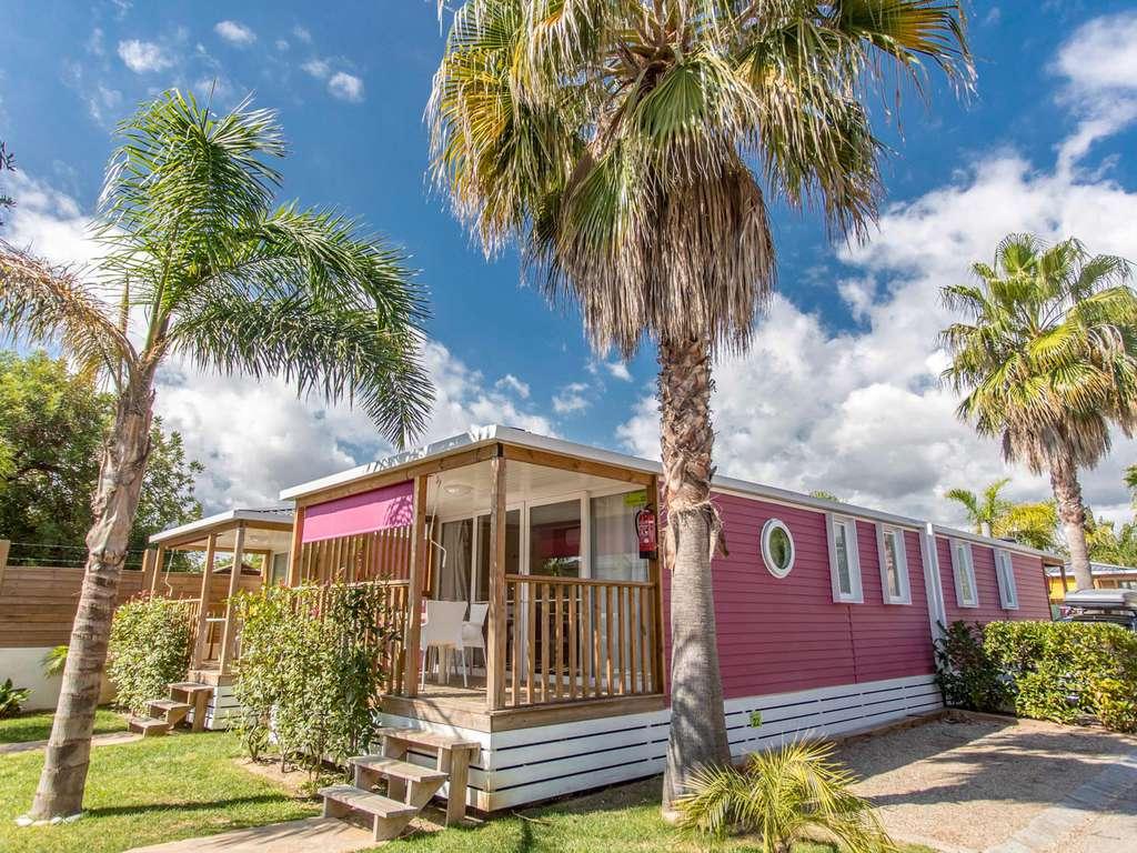 Séjour Espagne - Déconnexion en resort avec accès direct à la plage en Bungalow Sunset pour 5personnes  - 4*