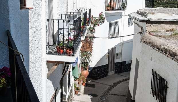 En el techo de España, descubre Trevélez