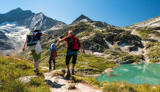 Escapade en famille au cœur des Pyrénées aragonaises avec séjour enfants gratuit et accès au spa