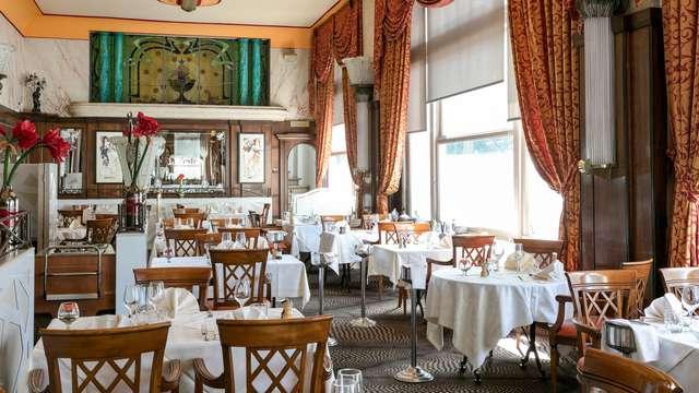 Ontspanning en diner in hartje Valenciennes