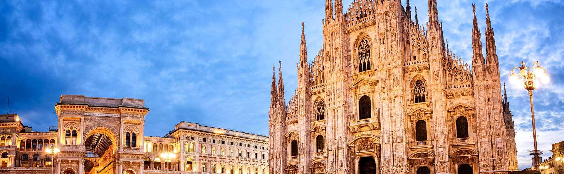 Pied-à-terre idéal au cœur de Milan