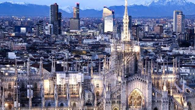 Ideaal optrekje aan de poorten van Milaan