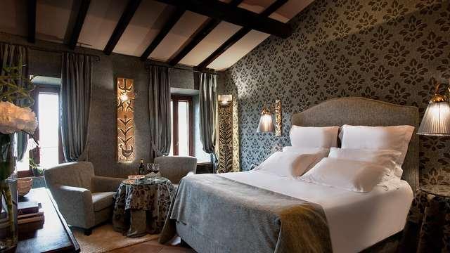 Disfruta de un spa y una junior suite en un castillo de la Maremma toscana