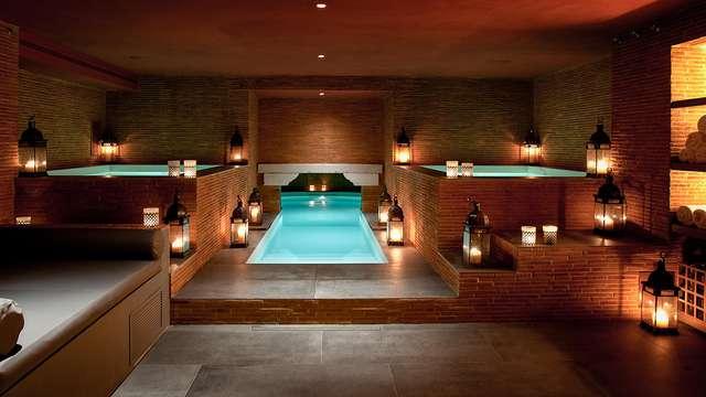 Week-end avec accès au spa dans un luxueux château dans la verdure de la Toscane