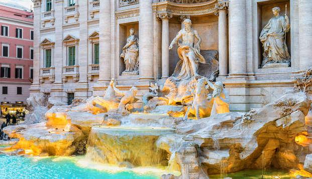 Weekend nel centro di Roma per scoprire la città Eterna