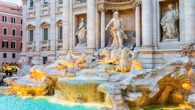 Séjour enchanteur au coeur de Rome