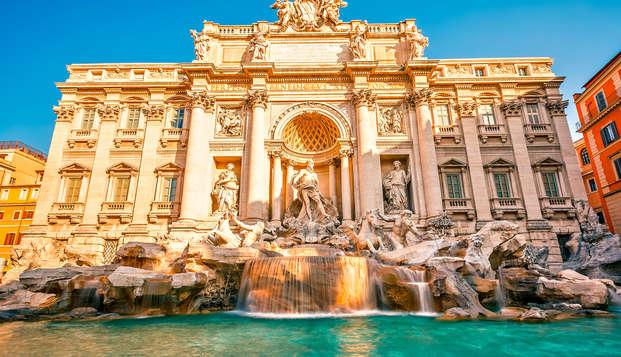 Soggiorno nel cuore di Roma in camera Superior