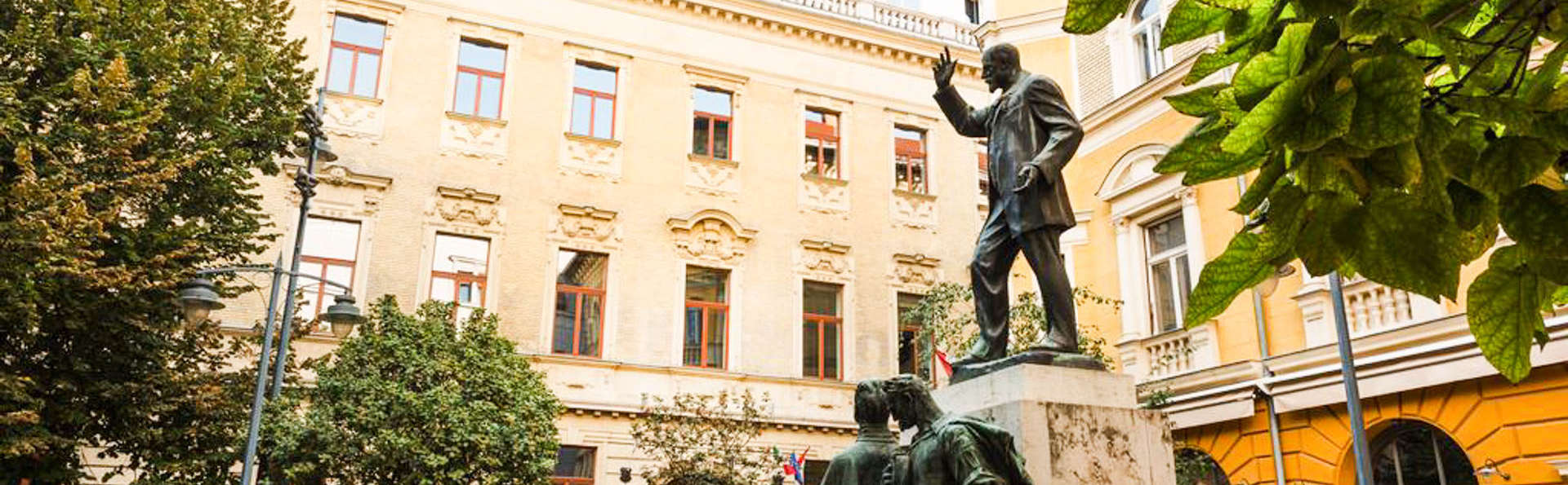 Escapada a Budapest en el histórico barrio del palacio