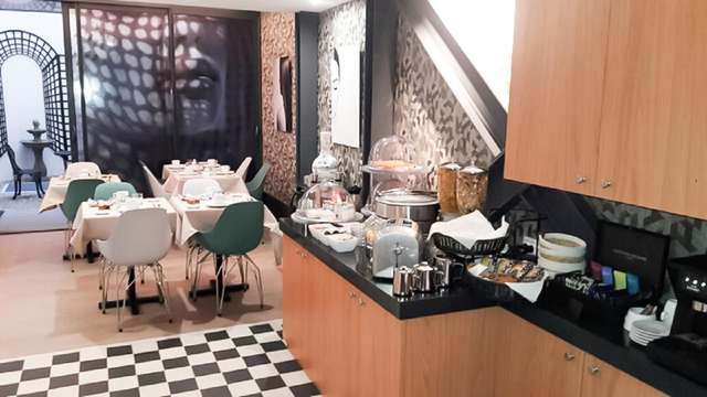 Villa Mademoiselle Paris