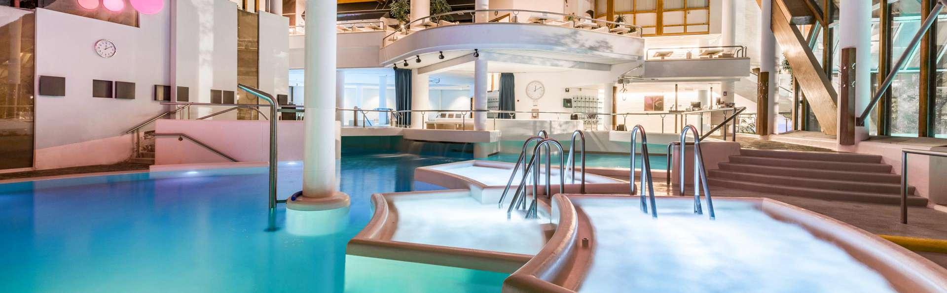 Détendez-vous pendant un week-end à Fauquemont avec accès à Thermae 2000