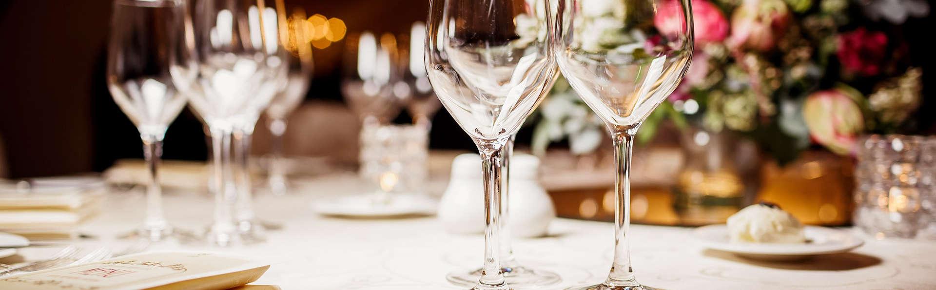 Savoure le luxe du bien-être et de la bonne table (à partir de 2 nuits)