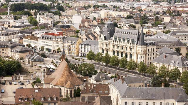 Repos entre Chartres et Paris