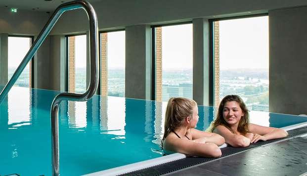 Minivakantie vol wellness en ontspanning in Utrecht (3=2)