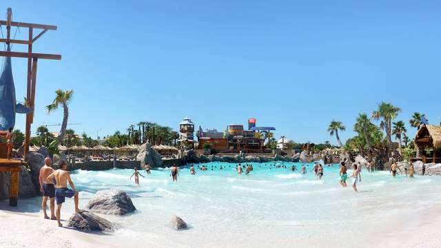 Soggiorno con accesso al parco Caribe Bay e servizio spiaggia in un 4* di Bibione