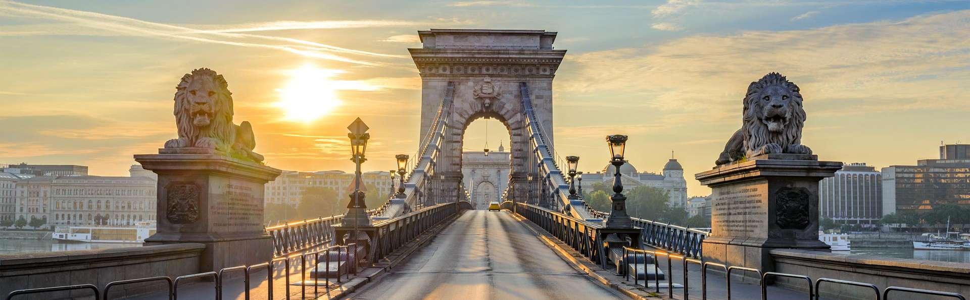 Découvrez Budapest