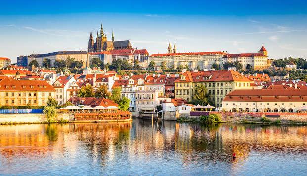 Descubre Praga