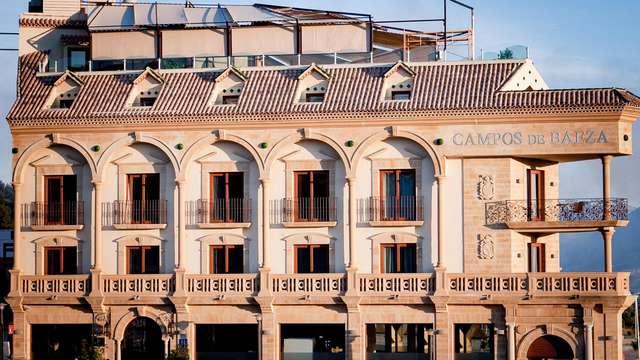 Escapada con encanto en Baeza y vistas al valle del Guadalquivir