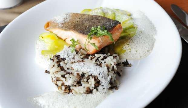 Découvrez la cuisine régionale et explorez l'authentique Bad Säckingen (à partir de 2 nuits)