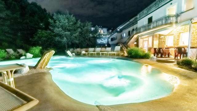 Noches de descanso y spa en una hermosa villa del siglo XIX en el corazón de Lombardía