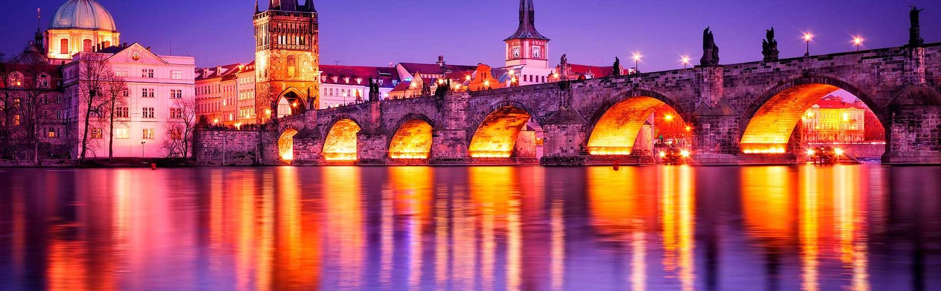 Flânez dans les ruelles de Prague